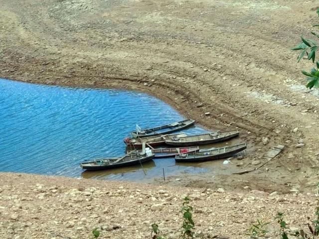 Đợt mưa vàng cứu đại thủy nông Kẻ Gỗ thoát cảnh đói nước - 1