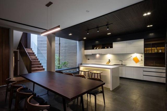 Kiểu biệt thự 3 tầng mới lạ có vẻ đẹp thôi miên - 4