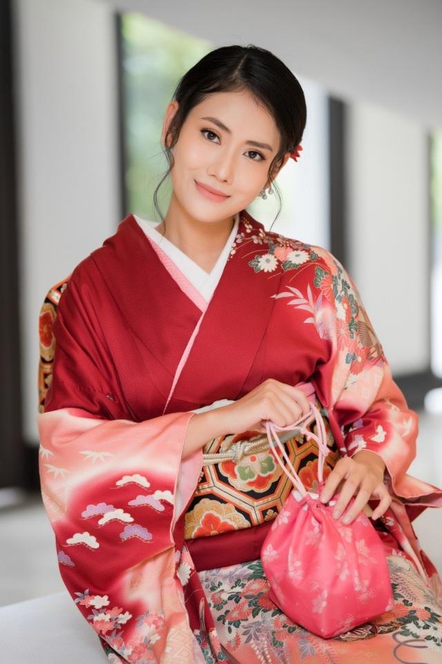 Á hậu Tường San được Đỗ Mỹ Linh, Huyền My chia sẻ trước thi Hoa hậu Quốc tế - 14