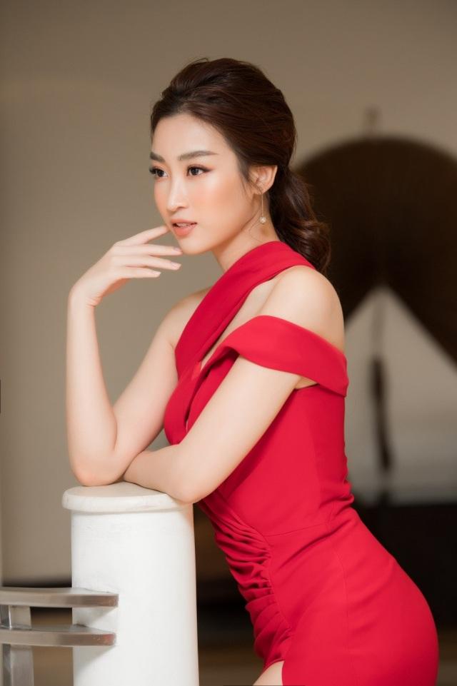 Á hậu Tường San được Đỗ Mỹ Linh, Huyền My chia sẻ trước thi Hoa hậu Quốc tế - 3