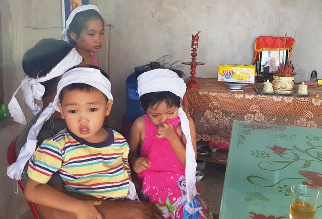 Mẹ mất sớm, 3 đứa trẻ thơ dại mờ mịt tương lai! - 4