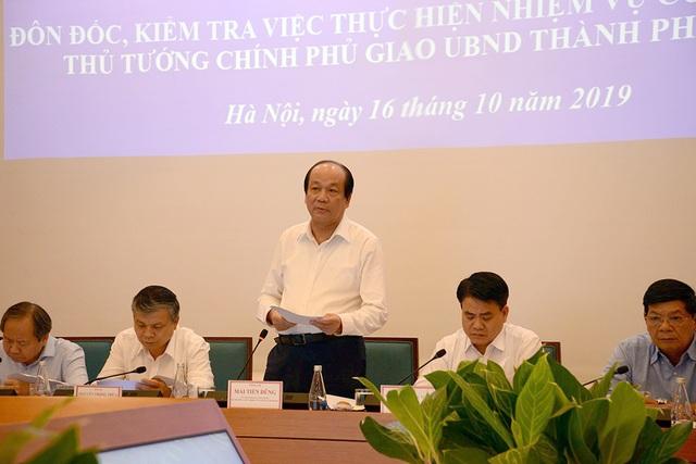 Thủ tướng đặc biệt quan tâm vấn đề nước sông Đà bị nhiễm dầu thải - 1