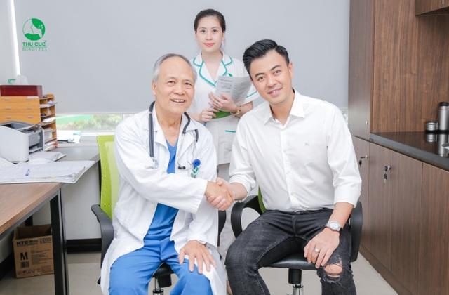 MC Tuấn Tú mách bạn tránh bệnh ung thư chỉ với 21.000đ/ngày - 3