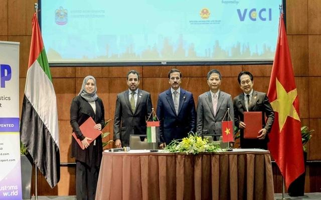 """Việt Nam có thể đẩy mạnh kết nối với Trung Đông qua """"Con đường Tơ lụa Dubai"""" - 1"""