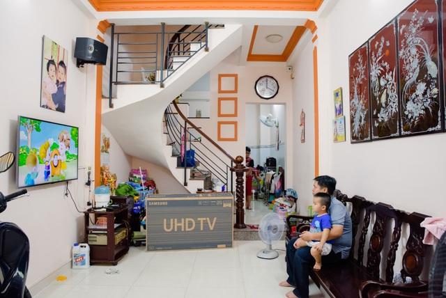 Chất lượng và công nghệ sáng tạo thu hút người dùng chọn TV Samsung - Ảnh minh hoạ 2