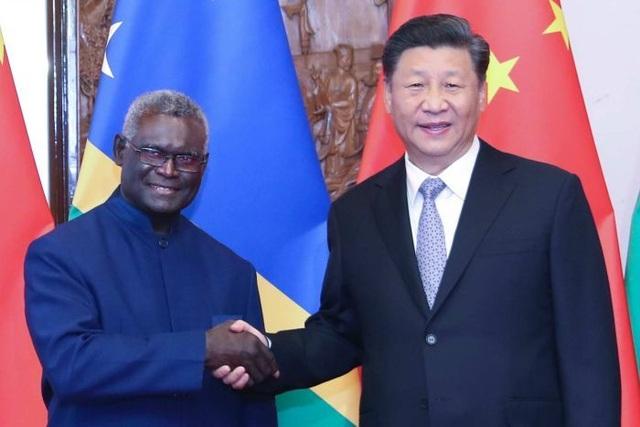 Chiến lược của Trung Quốc sau thỏa thuận thuê trọn đảo ở Thái Bình Dương - 2