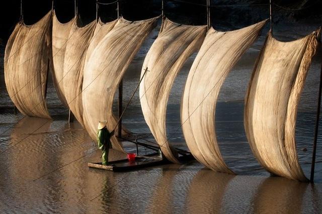 Ảnh đan lưới tại Việt Nam lọt top 10 tại cuộc thi ảnh quốc tế - 1