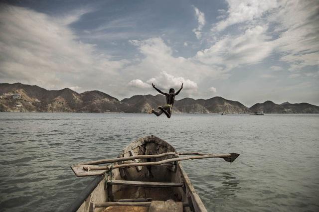 Ảnh đan lưới tại Việt Nam lọt top 10 tại cuộc thi ảnh quốc tế - 2