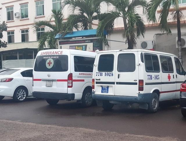 Lái xe tự ý sử dụng ô tô cứu thương bệnh viện, thu tiền.... đút túi riêng 145 triệu đồng - 2