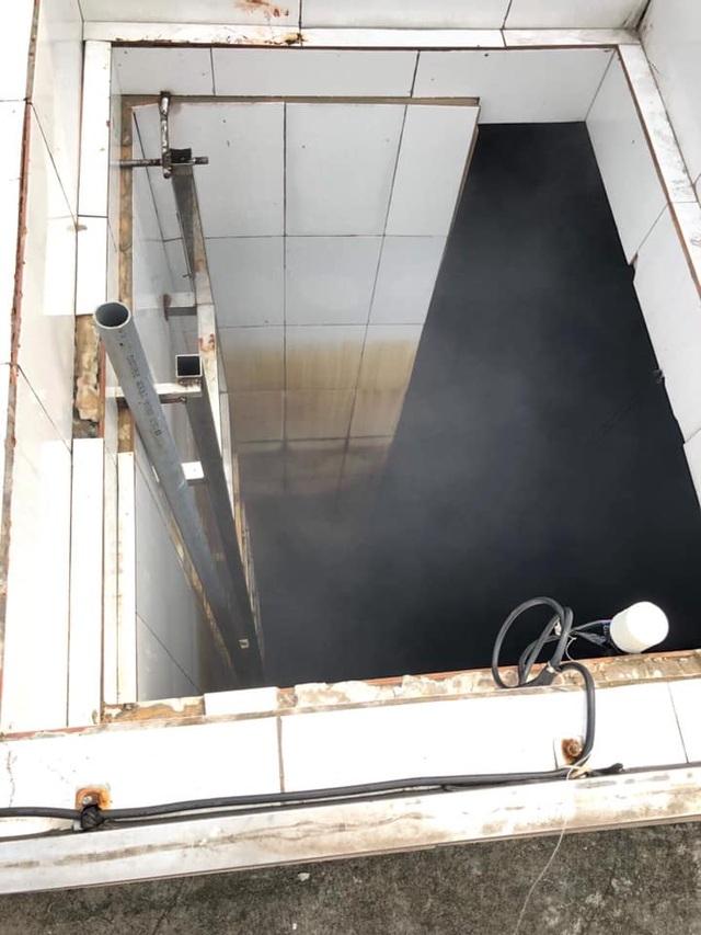 """Lộ ảnh bể cấp nước siêu bẩn ở chung cư """"5 sao"""": Ở thì khổ, bán lại khó, dân phát hãi - 2"""
