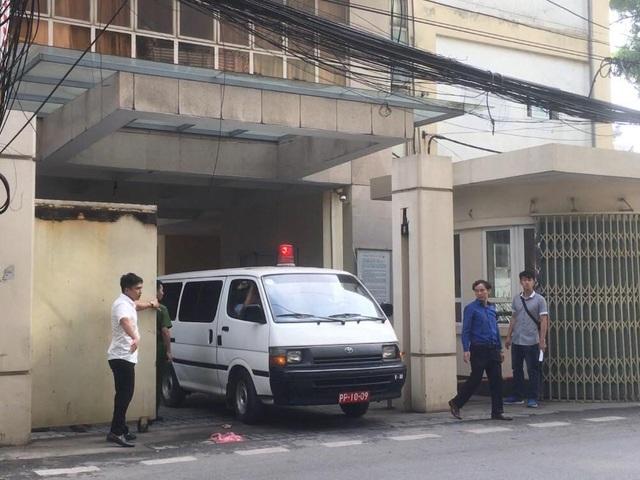 Rơi từ tầng 8, Thứ trưởng Bộ GDĐT Lê Hải An tử vong - 1