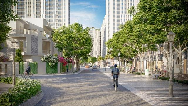 Hiện thực hóa giấc mơ sống xanh theo phong cách Singapore - 1