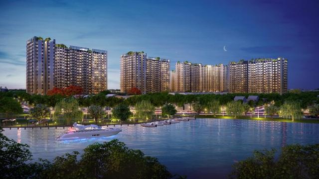 Hiện thực hóa giấc mơ sống xanh theo phong cách Singapore - 3