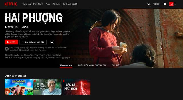 Dịch vụ xem truyền hình trực tuyến Netflix chính thức hỗ trợ giao diện tiếng Việt - 1