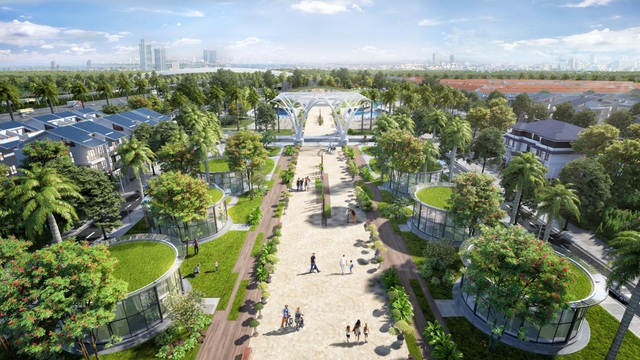 Sol Lake Villa: Thiết kế xanh cho cuộc sống an lành - 2