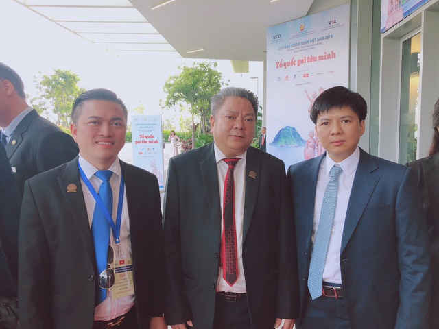 Diễn đàn Doanh Nghiệp Việt Nam 2019 với sự góp mặt của Phó Chủ Tịch Đỗ Trùng Dương HBC - VCCI - 3