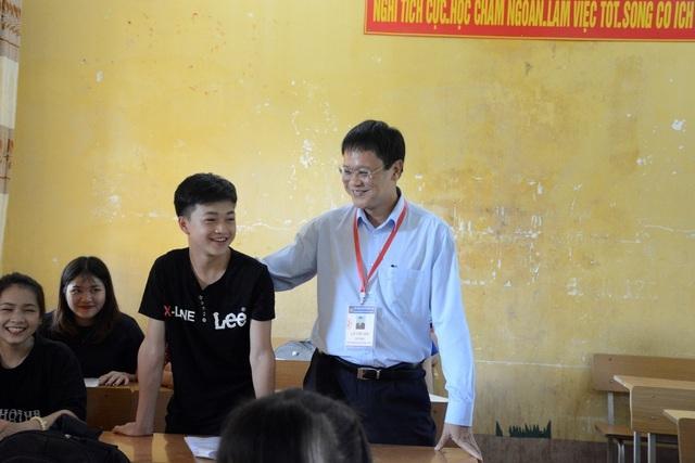 Xót thương thầy giáo tâm huyết, người lãnh đạo tận tụy - Thứ trưởng Lê Hải An - 4