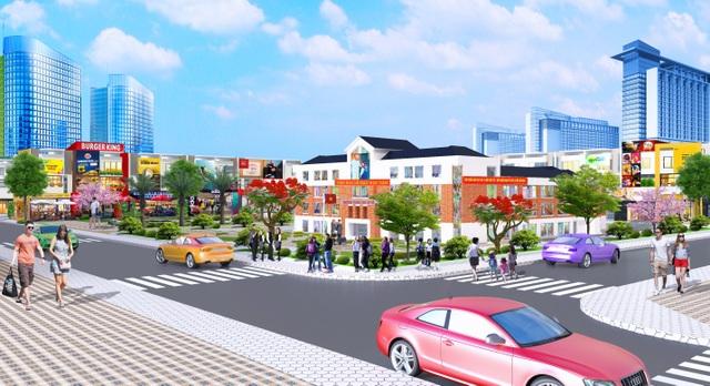 Golden Future City khuấy động thị trường bất động sản Bàu Bàng - 1