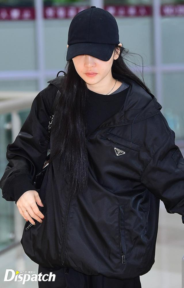 Goo Hara nức nở tại sân bay khi về Hàn tiễn đưa Sulli - 4