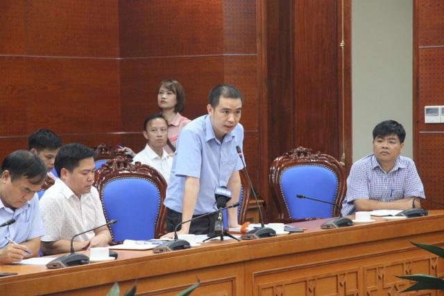 """Lãnh đạo Công ty nước sạch Sông Đà từ chối xin lỗi, nói """"chúng tôi thiệt hại nhất"""" (!) - 2"""