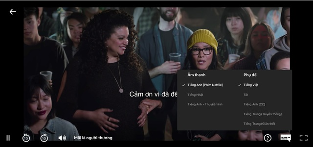 Dịch vụ xem truyền hình trực tuyến Netflix chính thức hỗ trợ giao diện tiếng Việt - 5