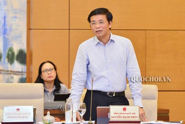 Quốc hội xem xét hệ quả dừng điện hạt nhân, tính phương án làm sân bay Long Thành - 1