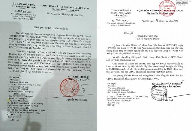 Phó Thủ tướng kết luận, toà án đã xử nhưng Hà Nội vẫn chỉ đạo giải quyết (!?) - 1