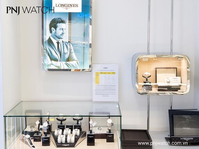 PNJ Watch: Nhà phân phối của gần 50 thương hiệu đồng hồ, mắt kính - 1