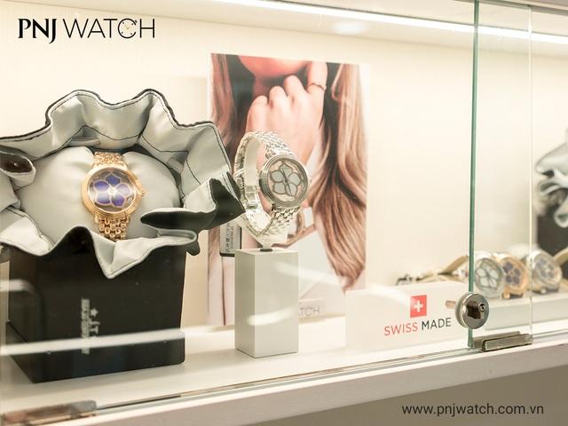 PNJ Watch: Nhà phân phối của gần 50 thương hiệu đồng hồ, mắt kính - 4