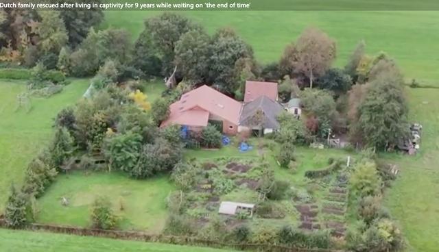 Con trai bỏ trốn, hé lộ bí mật khủng khiếp trong nông trại gia đình suốt 9 năm - 1