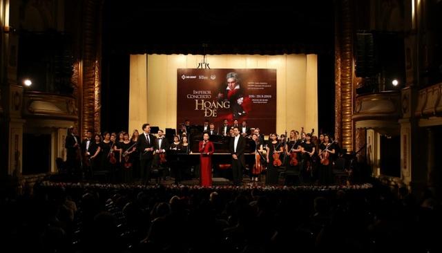 """""""Thibaudet trình diễn Saint-Saëns"""" – Đêm hòa nhạc đáng mong đợi - 1"""
