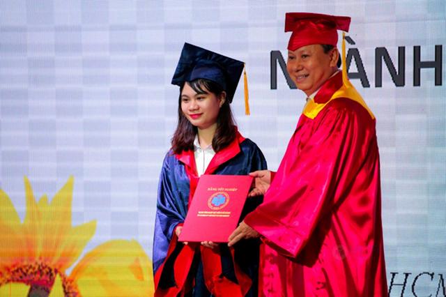Trường ĐH Công nghiệp Thực phẩm TPHCM: Hơn 60% sinh viên tốt nghiệp từ Khá trở lên - 2
