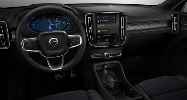 Volvo ra mắt XC40 hoàn toàn chạy điện - 7