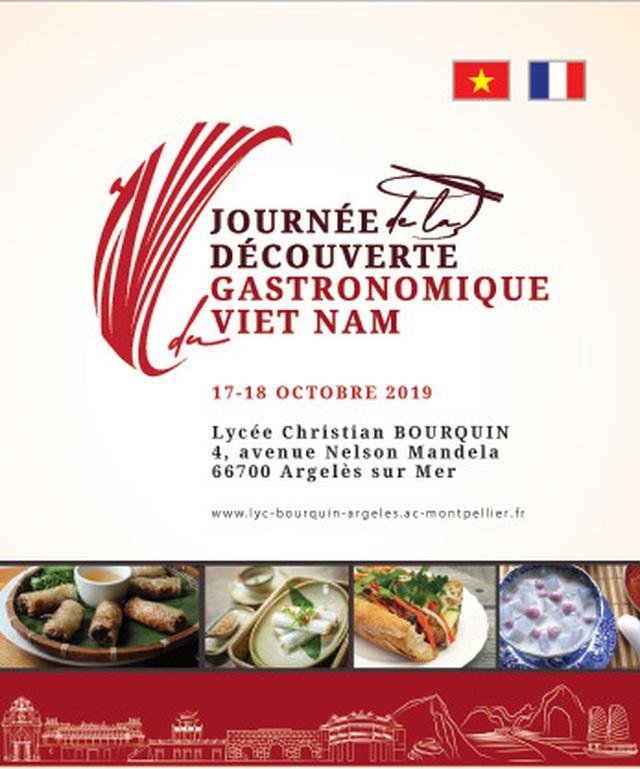 Bánh mì, nem rán, bánh ram ít Việt Nam thu hút thực khách ở Pháp  - 2