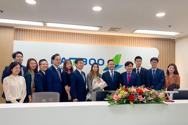Bamboo Airways đón chuyến bay khai trương đường bay bổ sung kết nối Việt Nam – Hàn Quốc - 4