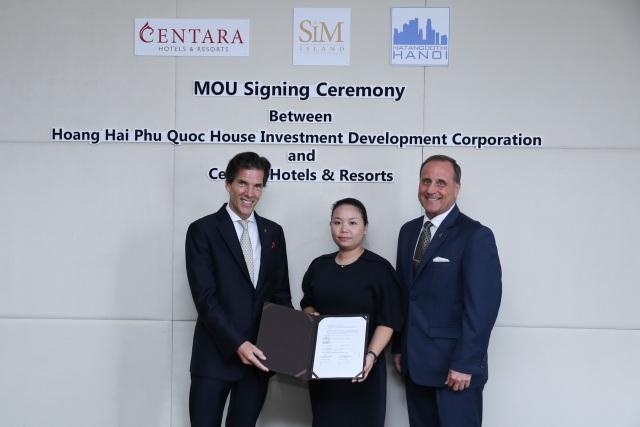 Phú Quốc đón thêm tập đoàn quản lý khách sạn hàng đầu Thái Lan - 1