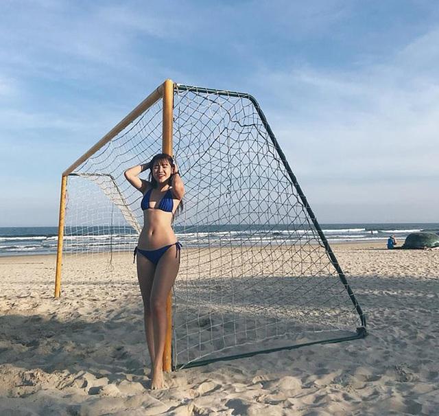 Bạn gái Lâm Tây chính là cô gái nóng bỏng nhất làng Wags Việt - 13