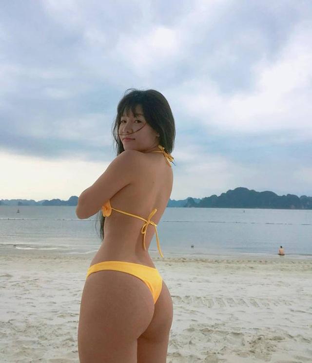 Bạn gái Lâm Tây chính là cô gái nóng bỏng nhất làng Wags Việt - 3