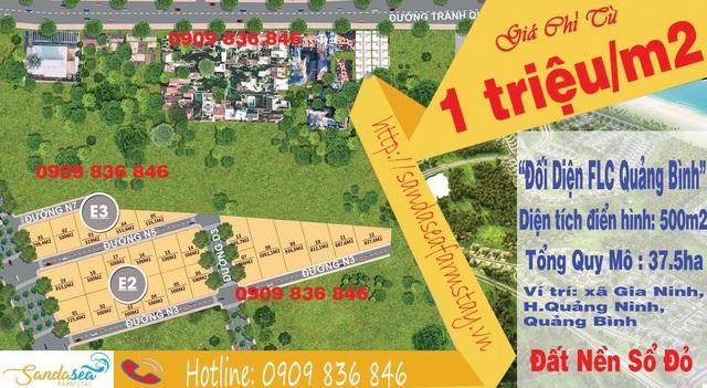 """Quảng Bình: Xuất hiện tình trạng """"vẽ"""" dự án nhà ở, đô thị sinh thái ảo để lừa người dân - 1"""