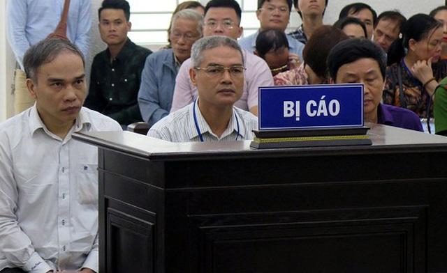 Cựu lãnh đạo Cục Đường thủy nội địa Việt Nam hầu tòa - 1