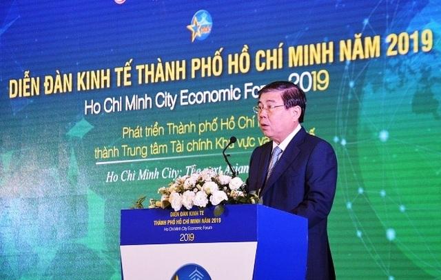 """TPHCM muốn """"vươn mình"""" thành trung tâm tài chính khu vực và quốc tế - 2"""