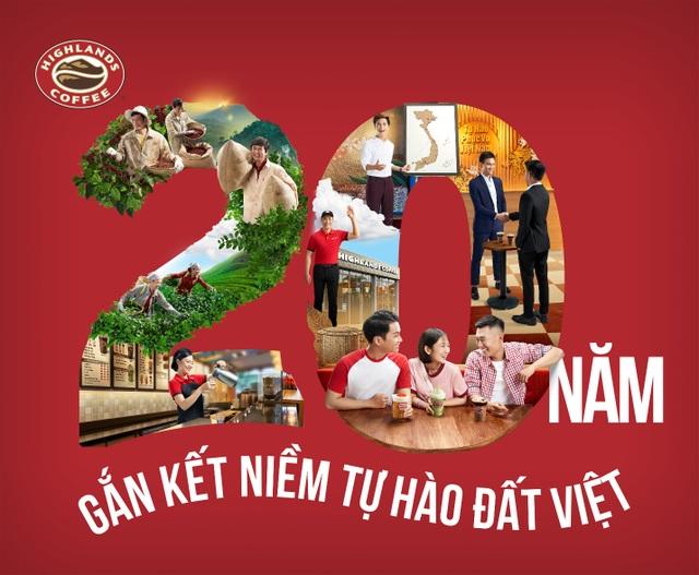 """Highlands Coffee: Trọn vẹn tuổi 20 cùng hành trình lan tỏa """"niềm tự hào đất Việt"""" - 2"""