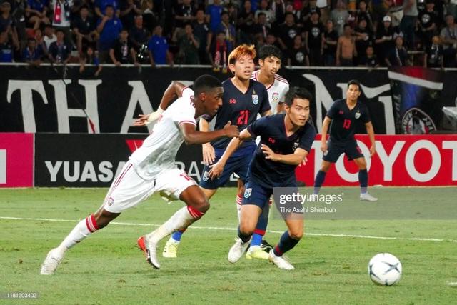 Truyền thông UAE lo ngại đội nhà thua đội tuyển Việt Nam - 1