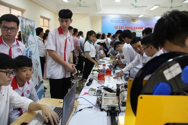 Nhiều thảo luận về xu hướng công nghệ trên thế giới tại Techfest Hà Nội - 2