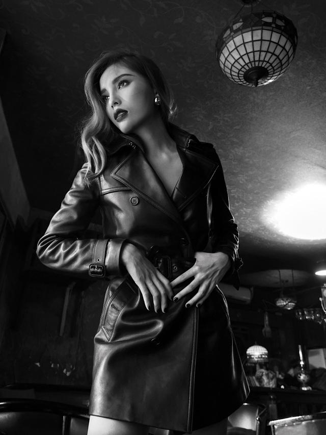 Hoa hậu Kỳ Duyên khoe vòng một hững hờ - 16