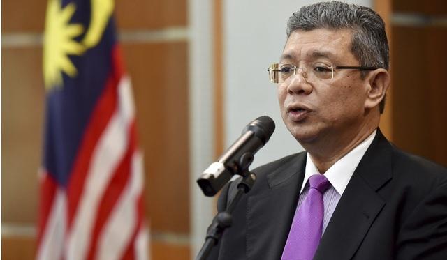 Ngoại trưởng Malaysia: Cần chuẩn bị cho nguy cơ đối đầu trên Biển Đông - 1