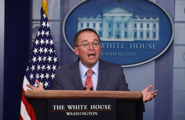 Nhà Trắng thừa nhận ông Trump gây sức ép với Ukraine - 1