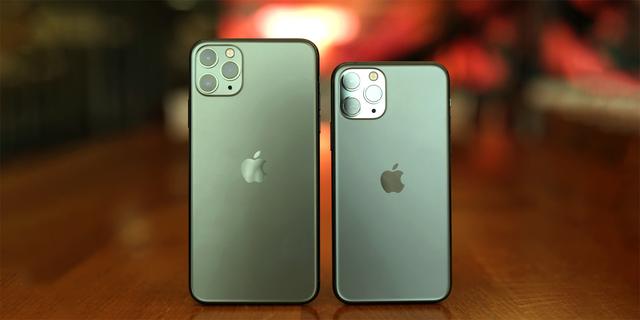 Nghịch lý giá iPhone 11 Pro lại đắt hơn cả iPhone 11 Pro Max - 1