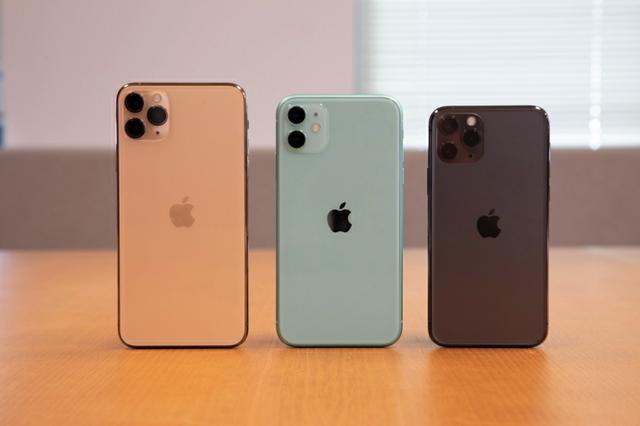 Nghịch lý giá iPhone 11 Pro lại đắt hơn cả iPhone 11 Pro Max - 2