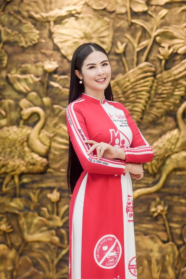 Hoa hậu Ngọc Hân tiết lộ mỹ nhân một thời của VTV chuẩn bị kết hôn - 8
